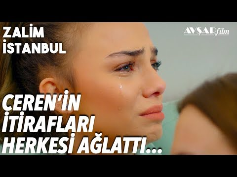 Ceren İtirafları Ağlattı😥😥 Müştemilatta Duygu Dolu Anlar💔👀 - Zalim İstanbul 35. Bölüm