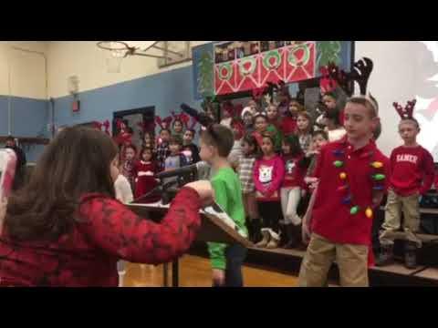 Ana's 2017 Christmas Concert Aaron Decker School