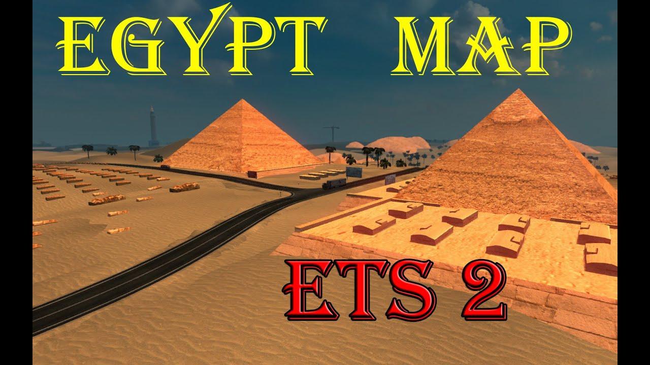 Ets 2 egypt map addon 2016 youtube gumiabroncs Images