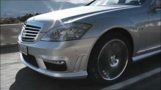 2010 Mercedes Benz S63 AMG Videos