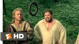 A Knight's Tale (2001) - Tournament Training Scene (1/10) | Movieclips