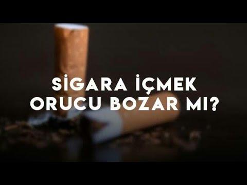 Sigara İçmek Orucu Bozar Mı?