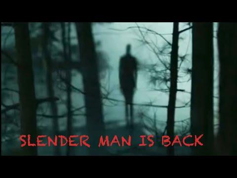 SLENDER MAN IS BACK ( trailer)