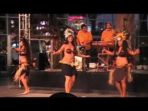 Hot Lava Tahitian Las Vegas