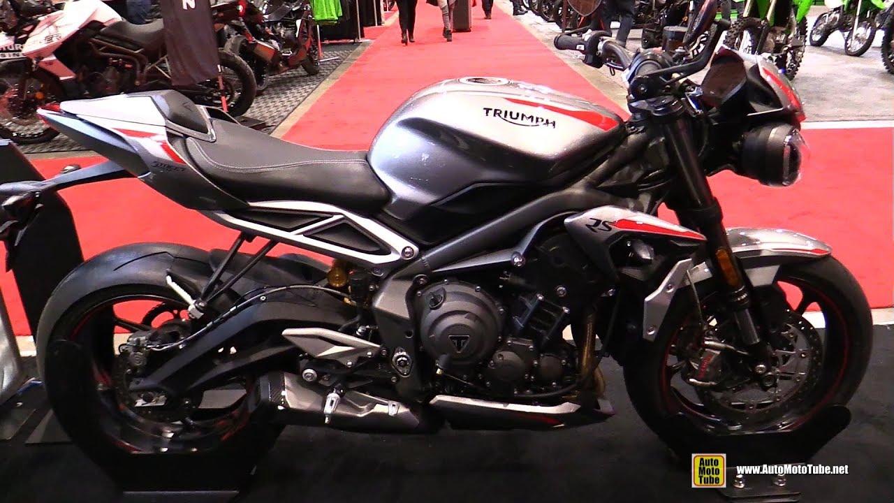 2020 Triumph Street Triple RS - Walkaround - 2020 Toronto Motorcycle Show