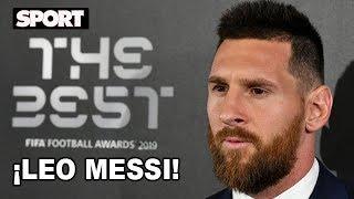 MESSI GANA EL 'THE BEST' 👑