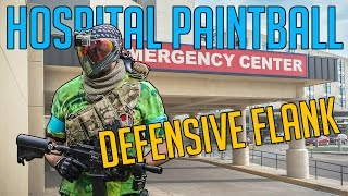 GoPro Hospital Paintball ► Defensive Flank
