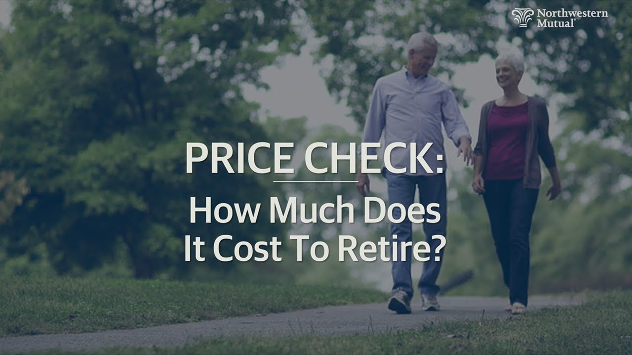How Much Does It Cost to Retire?