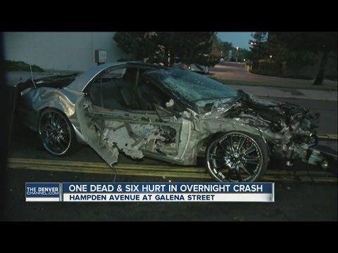 Car Accident Arvada Colorado