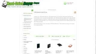 Where to buy a 1TB External Hard Drive