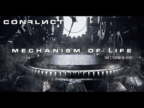 CONFLICT - Mechanism of Life (OFFICIAL MUSIC VIDEO)