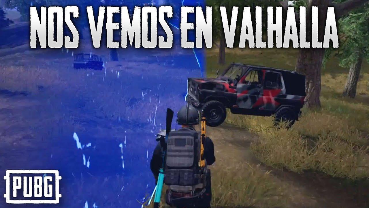 Nos vemos en Valhalla - PUBG Xbox Gameplay Español - PlayerUnknown's Battlegrounds Crossplay XB1/PS4