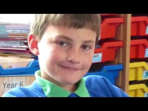 Ysgol Acrefair Leavers' Service 2014