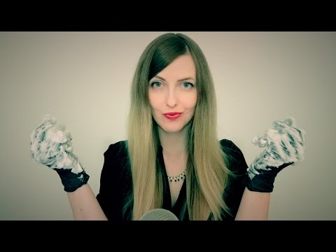 ASMR | the glove awakens