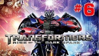 Transformers Rise of The Dark Spark Walkthrough Chapter 6 Gates of Kaon