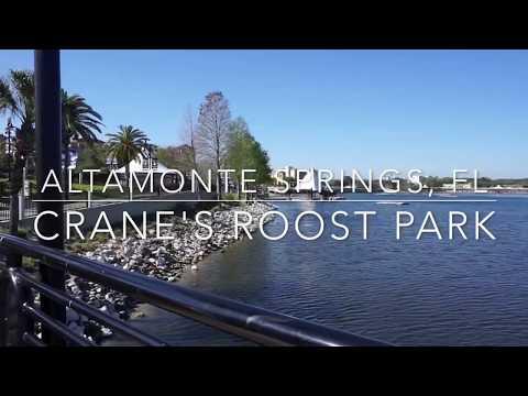 Crane's Roost Park - Altamonte Springs, FL