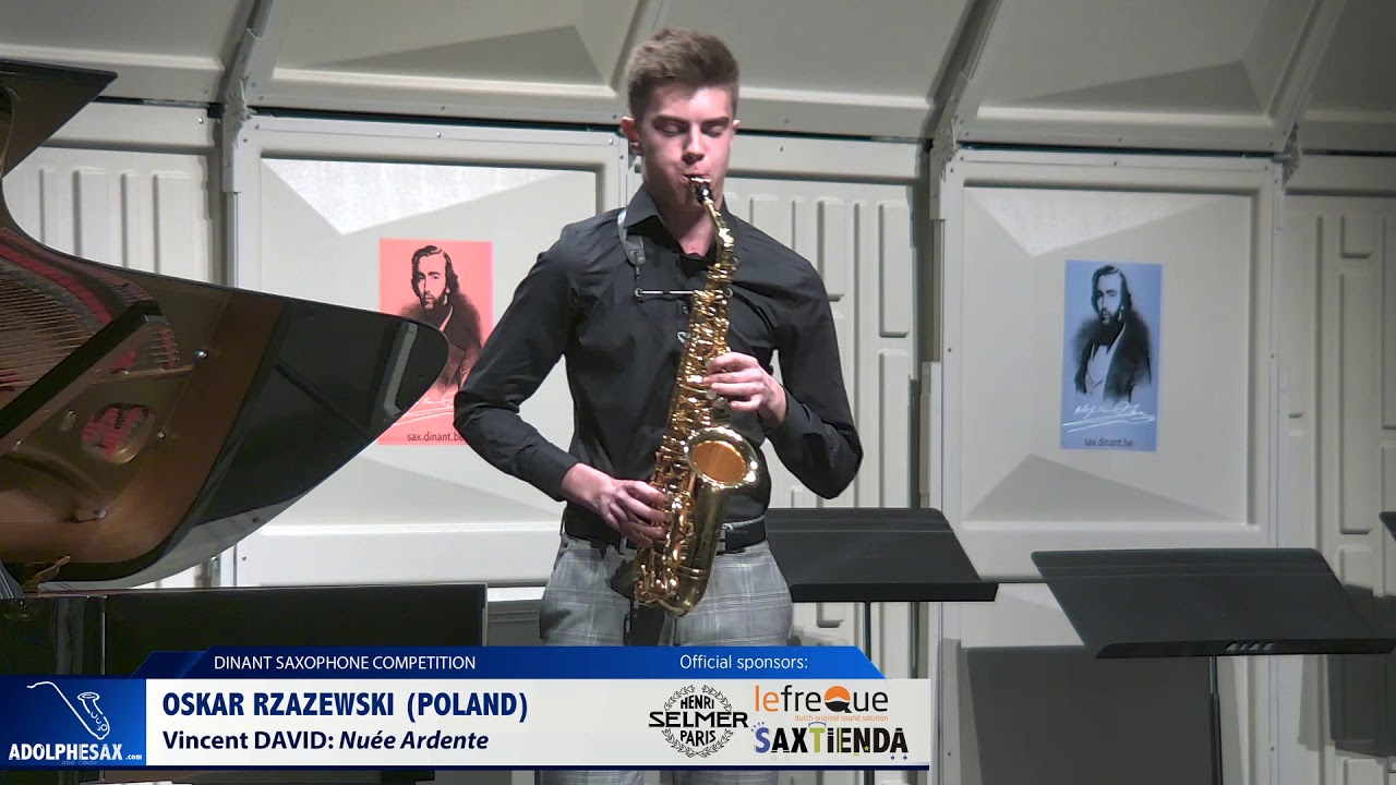 Oskar Rzazewski (Poland) - Nuée Ardente by Vincent David (Dinant 2019)