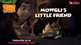 Mowgli's Little Friend | English Stories । जंगल बुक | पॉवरकिड्स