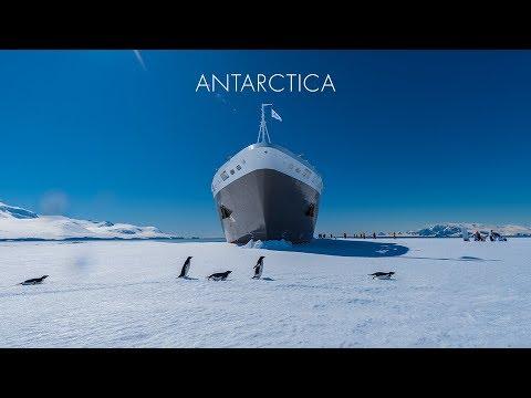 Antarctica- A Surreal Polar Voyage in Ultra - Luxury