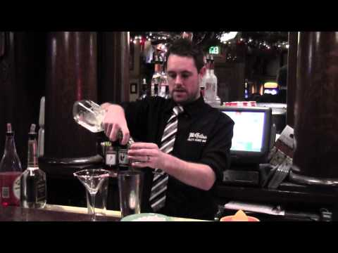 McGillin's Candy Cane Martini.MTS