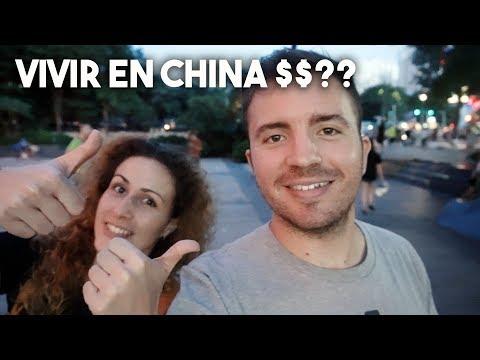 Cuánto cuesta vivir en China? + NUESTRO PISO!!