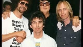 Traveling Wilburys   Last Night   Lyrics
