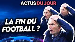 Le football menacé (explication), annonces de Macron, Sarah Halimi, SuperLeague... Actus du jour