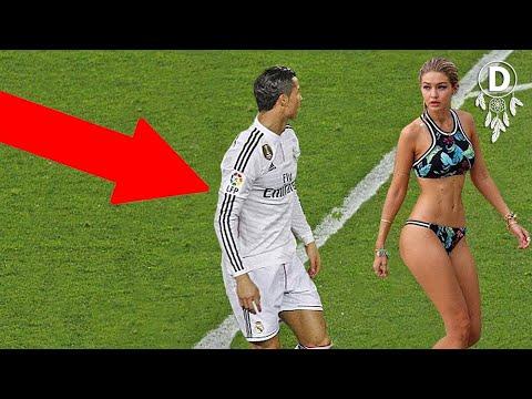 25 Momentos Cuando Los Fans De Fútbol Fueron Demasiado Lejos.!!