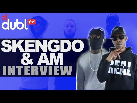 Skengdo & AM Interview - Is their music dangerous? Arrested for performing & new music on the way!