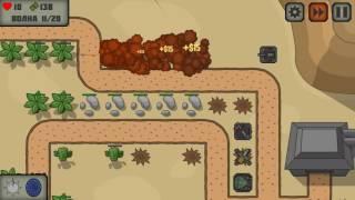 tactic Defense level 7 (Тактика защиты: башни обороны уровень 7)