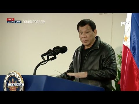 Duterte holding on to China's promise on Scarborough Shoal
