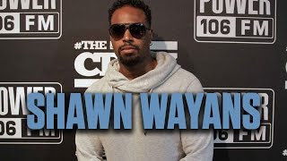 Shawn Wayans Calls Trump the White Kanye West + Talks Stand Up Routine