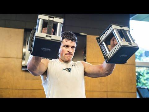 Luke Kuechly full-go for start of offseason training program