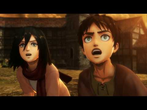 Attack On Titan: Wings Of Freedom PC Story Gameplay 2