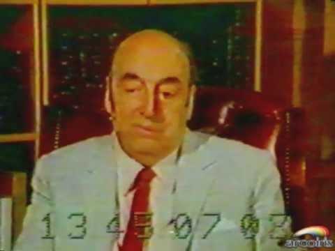 Entrevista a Pablo Neruda