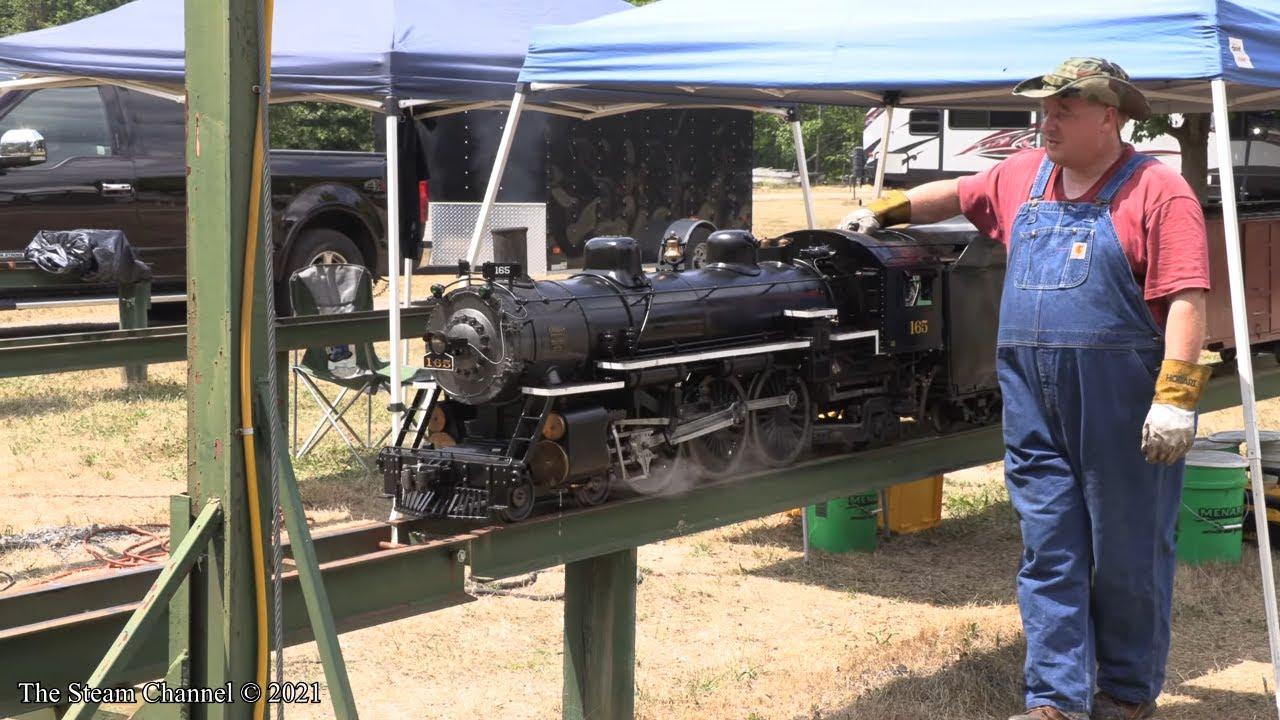 White Creek Railroad: Yard Operations and Unloading