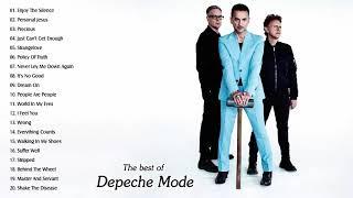 Depeche Mode Greatest Hits Full Album The Best Of Depeche Mode