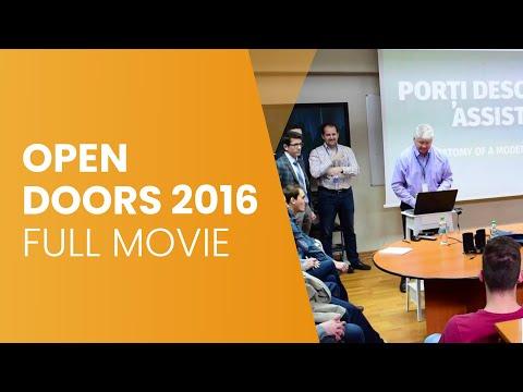 Open Doors 2016 | ASSIST Software Romania | Presentation at Suceava University, USv