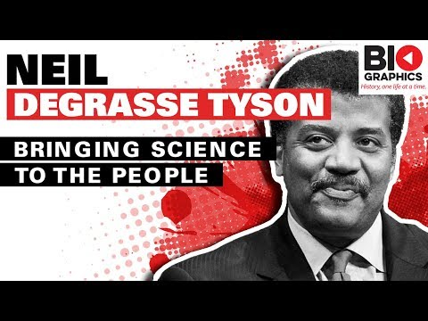 Neil deGrasse Tyson Biography - Bringing Science to the People