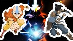 ALLE FOLGEN SCHAUEN von Die Legende von Korra und Avatar der Herr der Elemente   FULL-HD