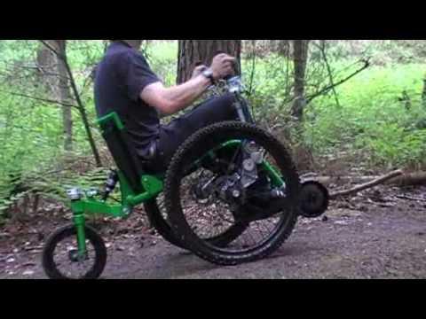 YouTube Premium & Mountain Trike - Off Road Wheelchair - YouTube