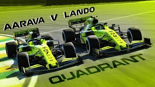 LANDO VS AARAVA! FINALE CHAMPIONSHIP DECIDER! - F1 2020 MY TEAM CAREER Part 130