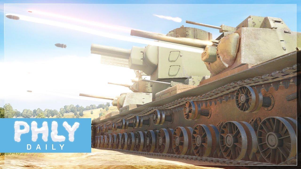 как подарить танк в вар тандер