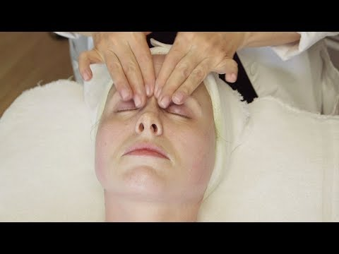 Facial Analysis And Treatment Massage From Start To Finish