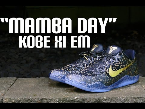 """nikeid-kobe-xi-em-""""mamba-day""""---detailed-and-on-foot-review"""