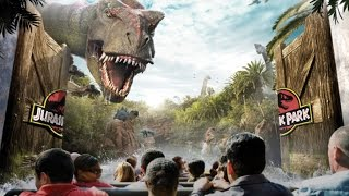 4K | Welcome to Jurassic Park Japan - The Ride at Universal Studios Osaka thumbnail