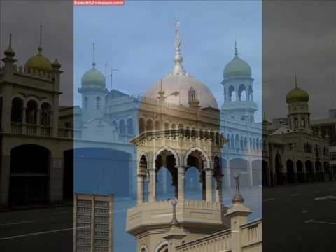 Juma Masjid, Grey Street, Durban - South Africa -23 -12-1981