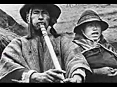 FOLKLORE BOLIVIANO - MUSICA ANDINA (PERU BOLIVIA ECUADOR)