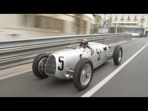 Auto Union Typ C - Der legendäre Silberpfeil