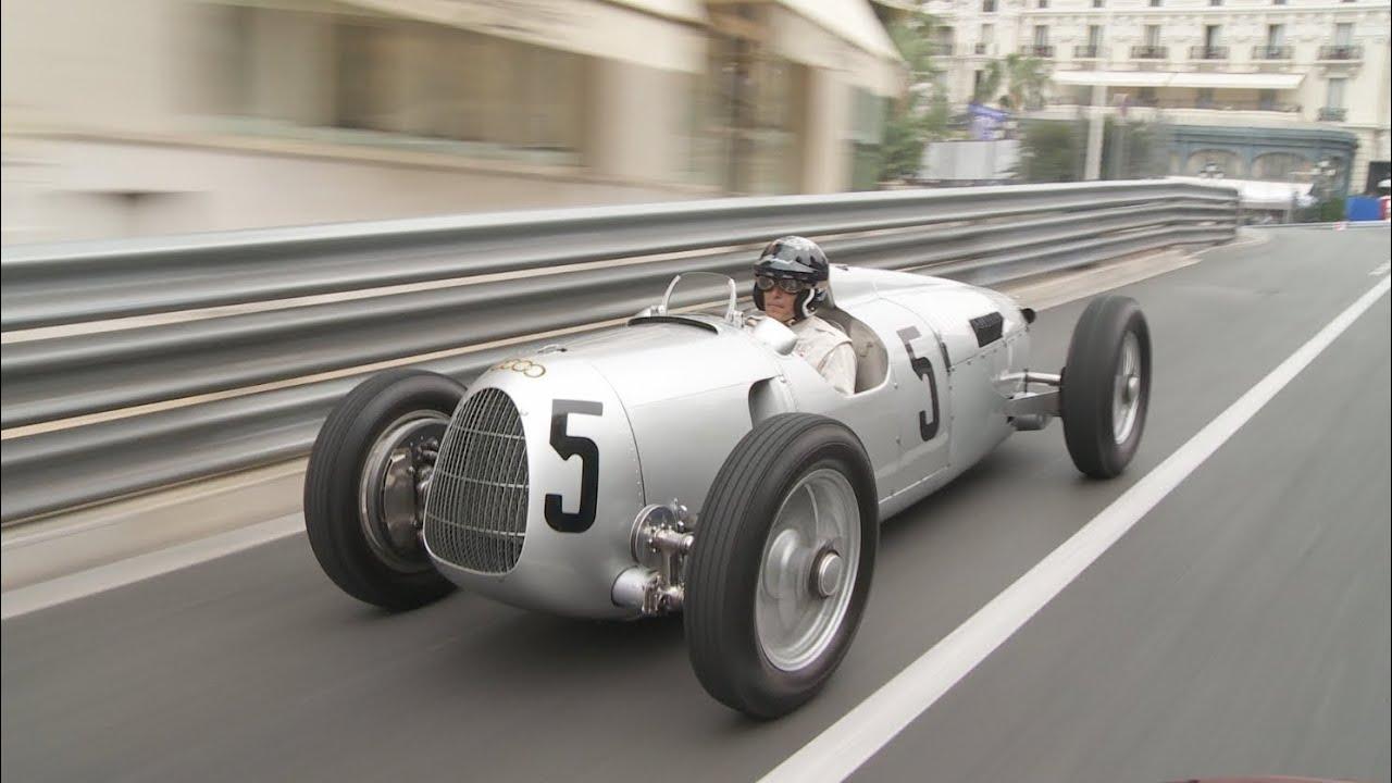 Auto Union Typ C Der Legendare Silberpfeil Youtube